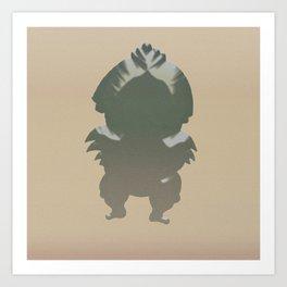 hero3 Art Print