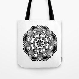 Mandala V4 Tote Bag