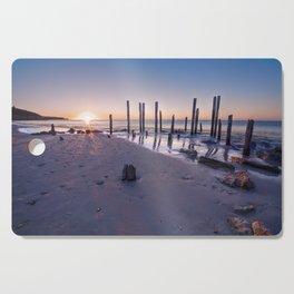 Port Willunga Sunset Cutting Board