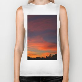 The Sunrise of Dreams Biker Tank