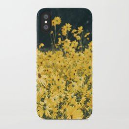 Daisies For Days iPhone Case