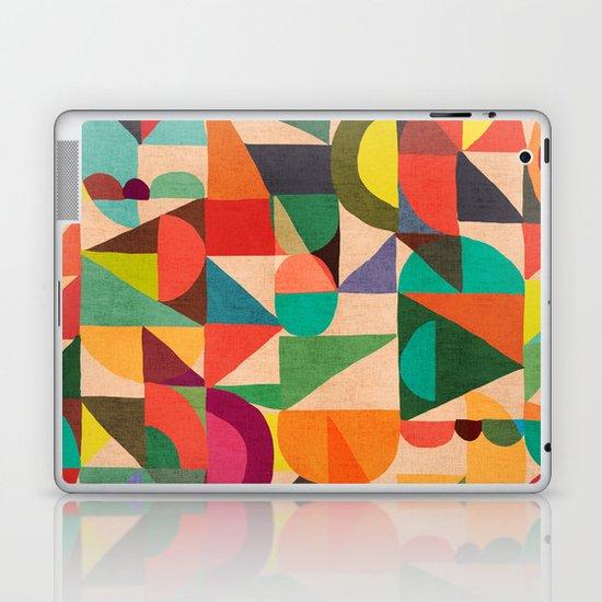 Color Field Laptop & iPad Skin
