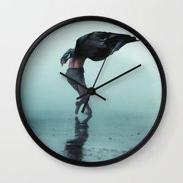 Dance wind Wall Clock