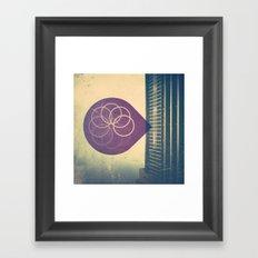 Wayfinder Framed Art Print