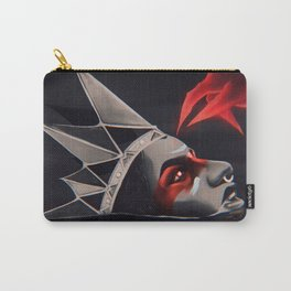 Blood Moon - Laur X King Muze Carry-All Pouch