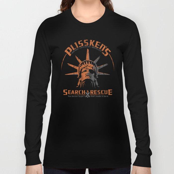 Snake Plissken's Search & Rescue Pty. Ltd. Long Sleeve T-shirt