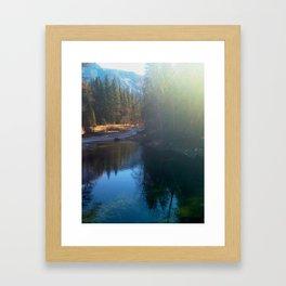 Beautiful Morning Framed Art Print