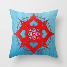 lianai redstone Throw Pillow