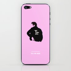 TELL ME MORE (Grease) iPhone & iPod Skin