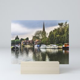 Abingdon on Thames Mini Art Print