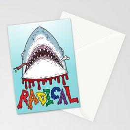 Radical, dude. Stationery Cards