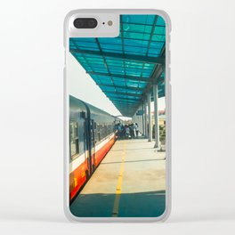 Southbound Clear iPhone Case