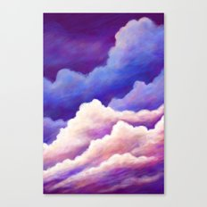 Dreaming of Clouds Canvas Print