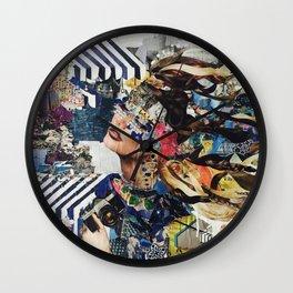 Dolce vita Wall Clock