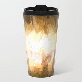 Festival Lights and Fire 3 Travel Mug