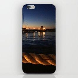 Saturday Sunset iPhone Skin