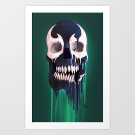 Venomus Art Print