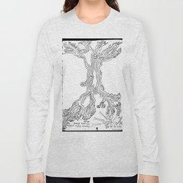 olive tree Long Sleeve T-shirt