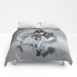 Angelic Warrior Comforters