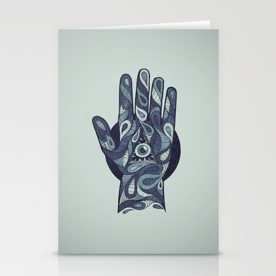 The Idle Hand Stationery Cards