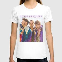 jonas brothers happiness full 2021 desem T-shirt