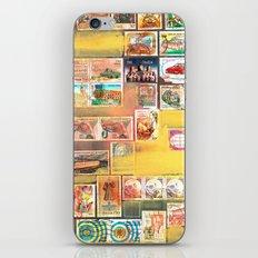 Poste Italiane 2 iPhone & iPod Skin