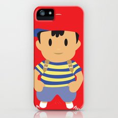 Ness - Earthbound - Super Smash Brothers - Minimalist iPhone (5, 5s) Slim Case