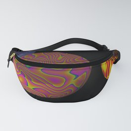 Cups POV Ray Tracing Fanny Pack