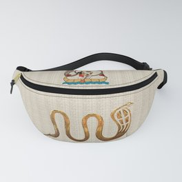 Journey To The Afterlife Fanny Pack
