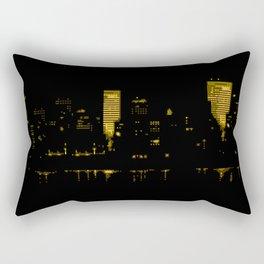 BLOBOLONIA Rectangular Pillow