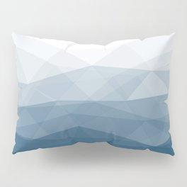 Mountains Calling Pillow Sham