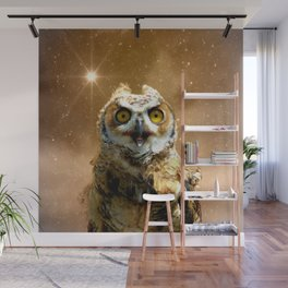 King of space Wall Mural