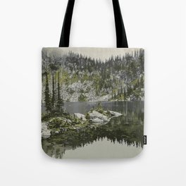 Mount Revelstoke National Park Tote Bag