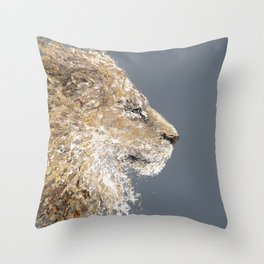 El Rey Throw Pillow