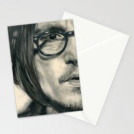 Secret Window Traditional Portrait Print Stationery Cards