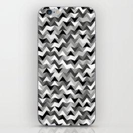 Chevronius Bunk iPhone Skin
