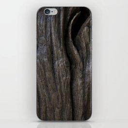 Waxed oak 3 iPhone Skin