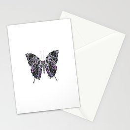 Butterfly Tree Stationery Cards