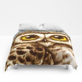 Owl Face Comforters