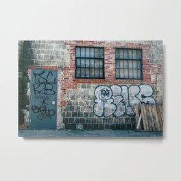 Casper Metal Print