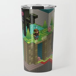 Retroid Travel Mug