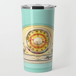 Retro Classic Radio Travel Mug