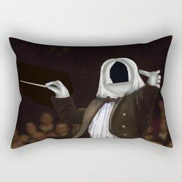 Corky the Conductor Rectangular Pillow