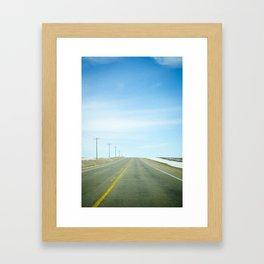 Wide open... #2 Framed Art Print