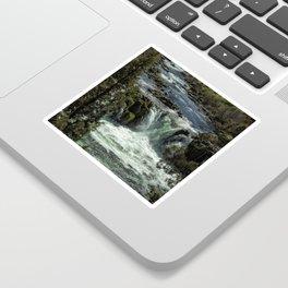 Steelhead Falls Vertical Sticker