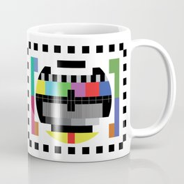 Mire - Testcard - Big Bang Theory Coffee Mug