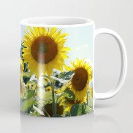 Sunflowers II Coffee Mug
