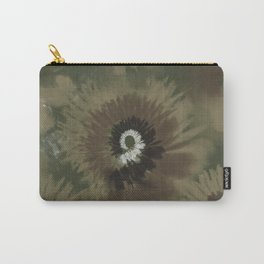 Camo Tie Dye Carry-All Pouch
