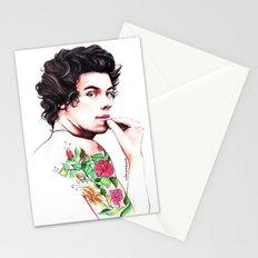Harry Styles Stationery Cards