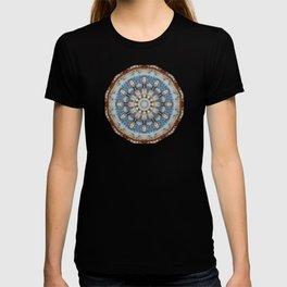 Colors of Rust / mandala-style-rust T-shirt